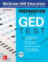 McGraw-Hill Education Preparation for the GED Test, Third Edition【電子書籍】[ McGraw-Hill Education Editors ]