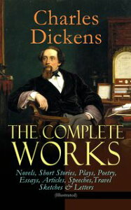 The Complete Works of Charles Dickens: Novels, Short Stories, Plays, Poetry, Essays, Articles, Speeches, Travel Sketches & Letters (Illustrated)Including Autobiographical Writings, Four Biographies & Criticism: David Copperfield, A Tale 【電子書籍】