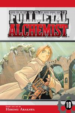 洋書, FAMILY LIFE & COMICS Fullmetal Alchemist, Vol. 10 Hiromu Arakawa