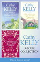 Cathy Kelly 3-Book Collection 2: The House on Willow Street, The Honey Queen, Christmas Magic, plus bonus short story: The Perfect Holiday【電子書籍】[ Cathy Kelly ]