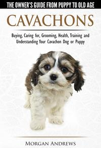 Cavachons: The Owner's Guide from Puppy To Old Age - Choosing, Caring for, Grooming, Health, Training and Understanding Your Cavachon Dog or Puppy【電子書籍】[ Morgan Andrews ]