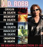 J.D. Robb IN DEATH COLLECTION books 21-25【電子書籍】[ J. D. Robb ]