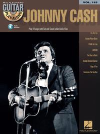 Johnny Cash SongbookGuitar Play-Along Volume 115【電子書籍】[ Johnny Cash ]