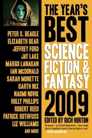 洋書, FICTION & LITERTURE The Years Best Science Fiction Fantasy, 2009 Edition Rich Horton