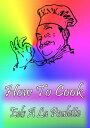 How To Cook Eels...
