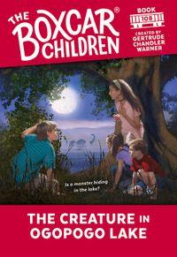 洋書, BOOKS FOR KIDS The Creature in Ogopogo Lake Gertrude Chandler Warner