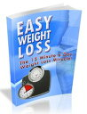 Easy Weight Loss...