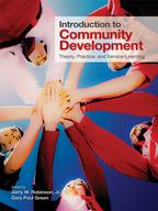 Introduction to Community DevelopmentTheory, Practice, and Service-Learning【電子書籍】[ Jerry W. Robinson ]