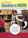 楽天Kobo電子書籍ストアで買える「Pre-Primary Education in NigeriaMethods for Effective Teaching and Learning【電子書籍】[ Antonia A. Akahara ]」の画像です。価格は459円になります。