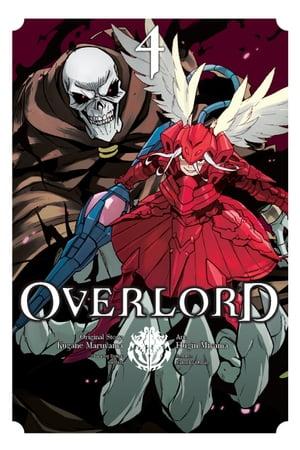 洋書, FAMILY LIFE & COMICS Overlord, Vol. 4 (manga) Kugane Maruyama