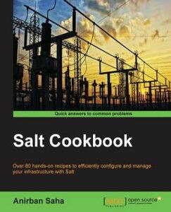 Salt Cookbook【電子書籍】[ Anirban Saha ]