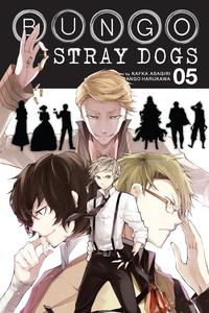 洋書, FAMILY LIFE & COMICS Bungo Stray Dogs, Vol. 5 Kafka Asagiri