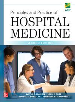 洋書, COMPUTERS & SCIENCE Principles and Practice of Hospital Medicine, 2nd Edition Sylvia C. McKean