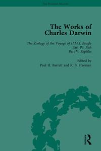 The Works of Charles Darwin: v. 6: Zoology of the Voyage of HMS Beagle, Under the Command of Captain Fitzroy, During the Years 1832-1836【電子書籍】[ Paul H Barrett ]