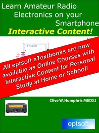 洋書, COMPUTERS & SCIENCE Learn Amateur Radio Electronics on your Smartphone Clive W. Humphris