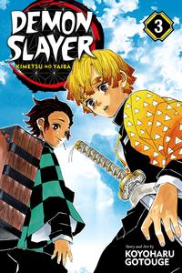 洋書, FAMILY LIFE & COMICS Demon Slayer: Kimetsu no Yaiba, Vol. 3Believe in Yourself Koyoharu Gotouge