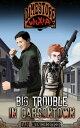 楽天Kobo電子書籍ストアで買える「Dimestore WuxiaBig Trouble in Carsontown【電子書籍】[ Ian Winchester ]」の画像です。価格は223円になります。