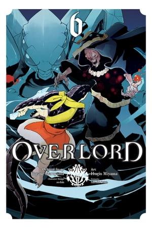 洋書, FAMILY LIFE & COMICS Overlord, Vol. 6 (manga) Hugin Miyama