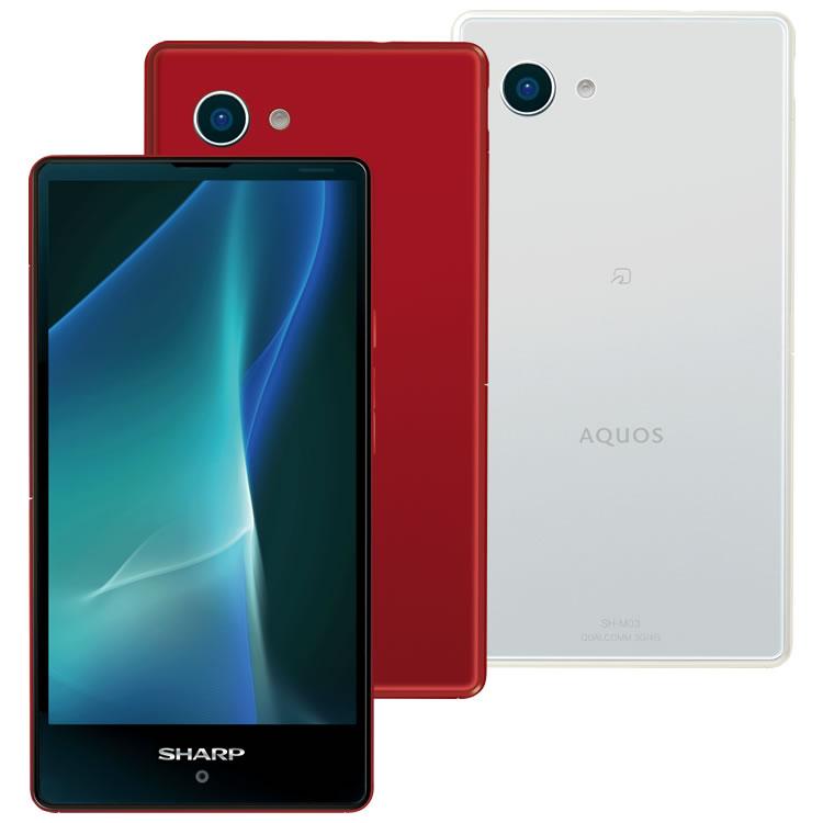 【セット販売端末】AQUOS mini SH-M03+SIMカード(事務手数料込み)【モバイル】 【SIMフリー】【格安スマホ】【防水防塵】【IGZO】【アクオス】:モバイル