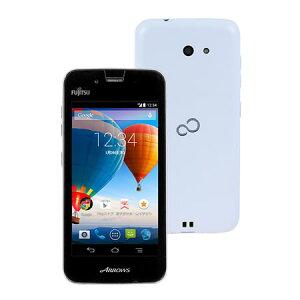 【セット販売端末】ARROWS M01(ホワイト)+通話SIMカード【楽天モバイル】 【SIMフリー】【格安スマホ】【アローズ】【富士通】【防水】【送料無料】