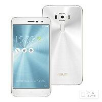 【セット販売端末】ZenFone3+SIMカード(事務手数料込み)【楽天モバイル】【送料無料】【SIMフリー】【格安スマホ】【ASUSエイスース】【デュアルSIM】【4K】