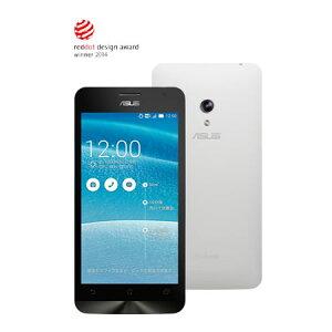 【セット販売端末】ZenFone 5(8GB)(ホワイト)+ 通話SIMカード【楽天モバイル】 【送料無料】【SIMフリー】【格安スマホ】【エイスース ゼンフォン】