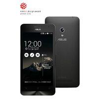 ZenFone5(8GB)Black + 音声SIMカード【楽天モバイル】