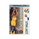 NBA ユタ・ジャズ ドノバン・ミッチェル マルチデコールステッカー/ Utah Jazz Donovan Mitchell
