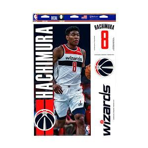 NBA ワシントン・ウィザーズ 八村塁 マルチデコールステッカー /Washington Wizards Rui Hachimura