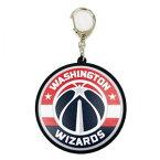 NBA ワシントン・ウィザーズ ラバーコースターキーホルダー / Washington Wizards 八村塁 バスケットボール アクセサリー