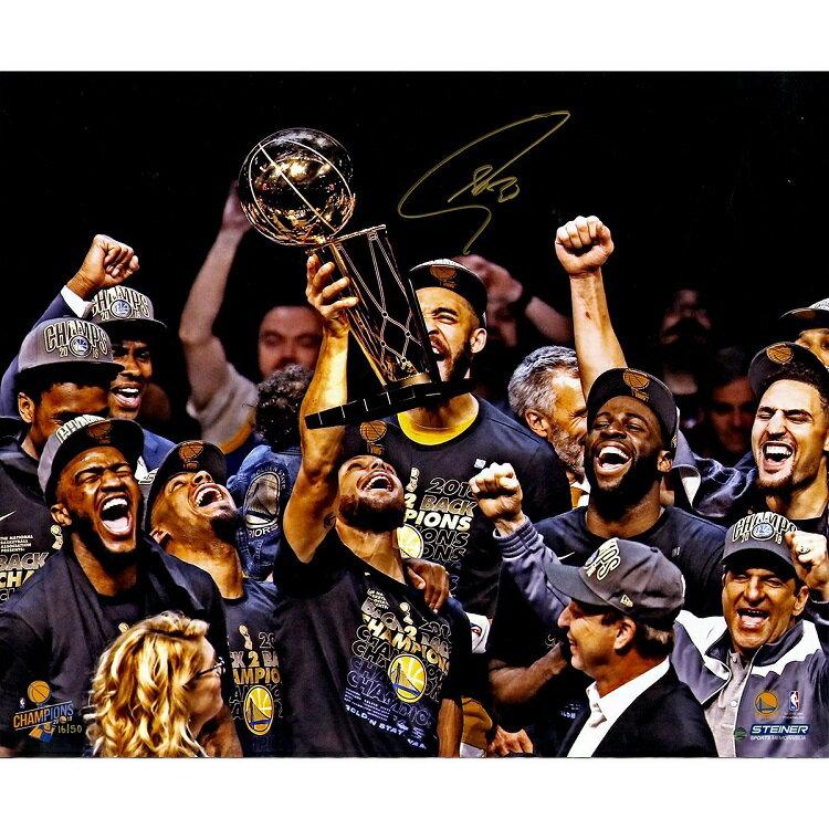 コレクション, その他  20x24 Finals Holding Trophy Shot NBA 50 Stephen Curry Warriors Signed Finals Holding Trophy Shot Photo Limited Edition of 50