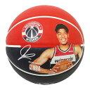 Spalding(スポルディング) NBA ワシントン・ウィザーズ 八村塁 ラバーボール 7号球 / 7号バスケットボール / Washington Wizards Rui Hachimura