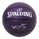 コービー・ブライアント Spalding NBA公式 バスケ