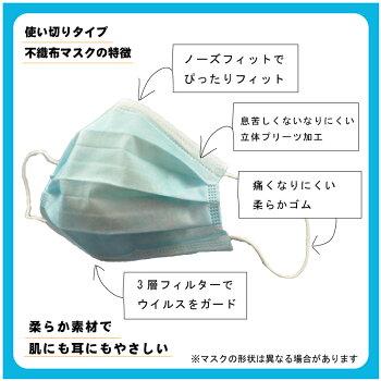 マスクCW-0011箱(50枚入り)