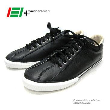 【MACCHERONIAN マカロニアン】 2214L ブラック 正規品 ハンドメイド メンズシューズ 革靴 紳士靴 レザーシューズ【02P05Nov16】