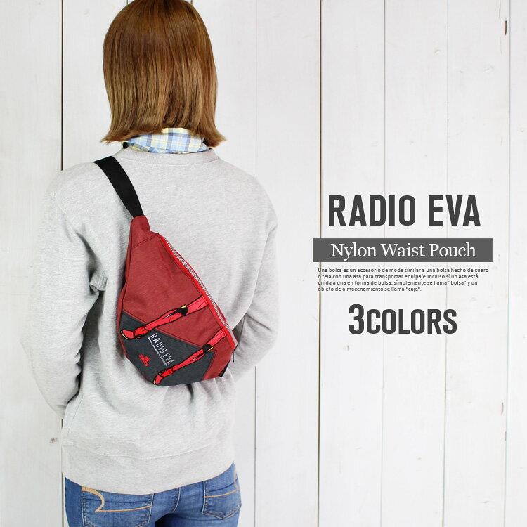 レディースバッグ, ボディバッグ・ウエストポーチ  RADIO EVA EVANGELION