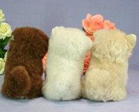 柴犬作家手作り品オリジナル品54年の実績ファークラフト社製ぬいぐるみ毛皮ギフトイヌテディベアパンダクマ