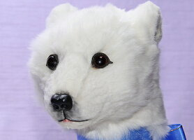 白くま/ハンドメイド/リアルぬいぐるみ/白くまぬいぐるみ/クマ/熊ぬいぐるみ/くまぬいぐるみ/ぬいぐるみクマ作り方/クマオーダーメイドぬいぐるみ/クマぬいぐるみ販売/毛皮ぬいぐるみ/