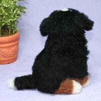 ぬいぐるみぬいぐるみバーニーズマウンテンドッグ犬