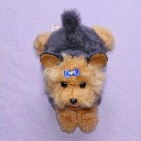 ぬいぐるみぬいぐるみヨークシャーテリア犬