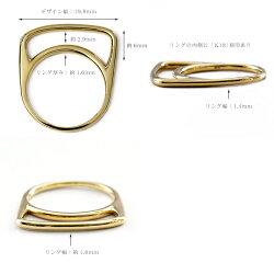 K18プルトップリング◆手元にパンチを。【送料無料】K18チェーンリング地金指輪ring18k18金ゴールドスキンジュエリー【_包装】【ラパポート】【RCP】05P12Oct15