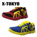 【 X-TOKYO メンズ  軽量 ランニング シューズ 2...