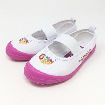 【 Disney ディズニー プリンセス キッズ 上履 6923 15〜19cm 】幼稚園 小学生 女の子 子ども スニーカー こども キャラクター グッズ 女児 小学校 うわばき シューズ 上靴 子ども靴 バレーシューズ スクール 園児 うわぐつ ラブンツェル シンデレラ