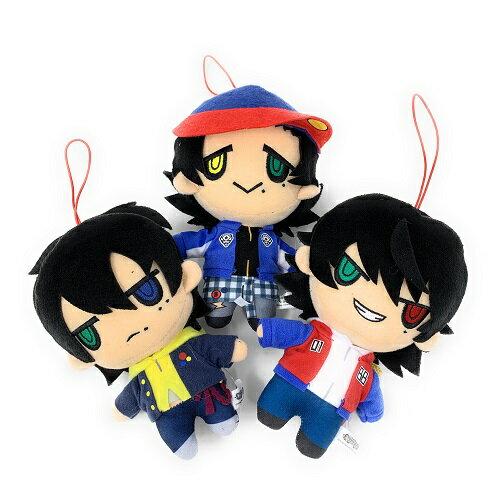 ぬいぐるみ・人形, ぬいぐるみ 3 IKEBUKURO DIVISION Buster Bros