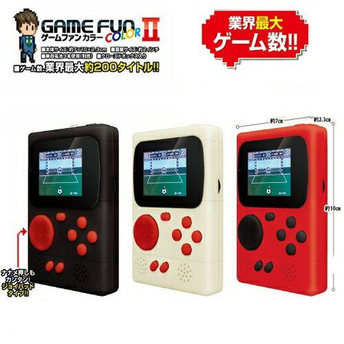 テレビゲーム, その他 198 GAME FUN COLOR 3DS 8bit