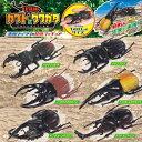 NEW【6体セット ビッグ 甲虫 セット フィギュア 】昆虫 ヘラクレスオオカブト ミヤマクワガタ  ...