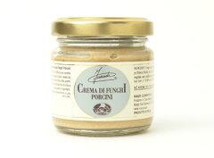 フレッシュポルチーニ茸から作られた、やさしい味わいのクリームイナウディ ポルチーニクリー...