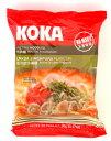 シンガポールやマレーシアで大人気のスパイシーココナッツカレーヌードルKOKA インスタント麺 ...