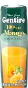 ジェンティーレ マンゴー ジュース リットル フルーツ