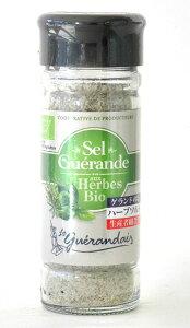 ゲランドの塩生産組合 セル マリンハーブ85g(ハーブ塩)